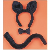 Instant Cat Accessory Kit (Adult) - One Size