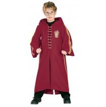 Harry Potter  Quidditch Robe Super Deluxe Child Costume - Small