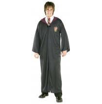 Harry Potter Robe Adult Costume - Standard One-size