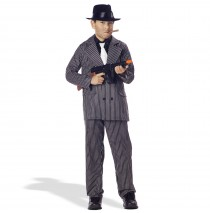 Gangster Suit Child Costume - Large (10-12)