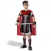 Gladiator Warrior Child Costume - Large
