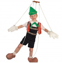 Pinocchio Child Costume - Small