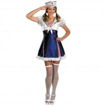 Ahoy Matey Teen Costume - Teen (7-9)