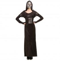 Harry Potter Female Death Eater Adult Costume - Standard