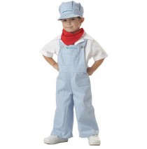 Amtrak Train Engineer Toddler Costume - 3-4
