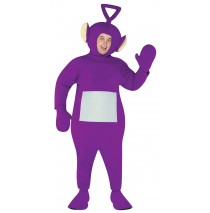Teletubbies Tinky Winky Adult Costume - L/XL