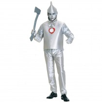 The Wizard of Oz - Tin Man Adult Plus Costume - Plus