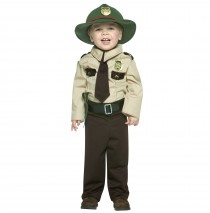 Future Trooper Toddler Costume - 3-4T