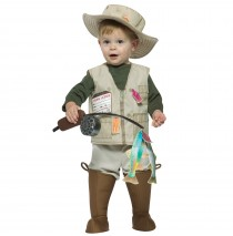 Future Fisherman Infant Costume - 18-24 Months