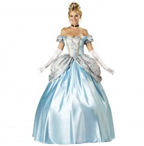Enchanting Princess Elite Collection Adult Costume - X- Large
