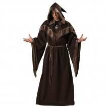 Mystic Sorcerer Elite Collection Adult Costume - Medium