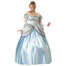 Enchanting Princess Elite Collection Adult Plus Costume - 3X-Large