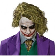 Batman Dark Knight The Joker Child Wig - One-Size