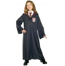 Harry Potter Gryffindor Robe Child  Costume - Large
