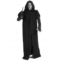 Harry Potter - Death Eater Deluxe Adult Costume - Standard One-Size