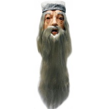 Harry Potter - Albus Dumbledore Latex Mask - One Size