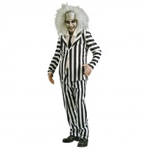 Beetlejuice Adult Costume - Standard One-Size