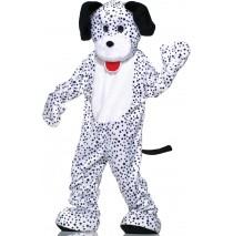 Dalmatian Plush Economy Mascot Adult Costume - One-Size