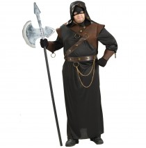 Executioner Adult Plus Costume - Plus (44-48)