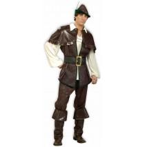 Robin Hood Designer Collection Adult Costume - Large (46-48)