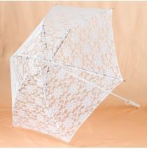 Lace Parasol - One-Size