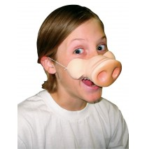 Pig Nose With Elastic - One Size