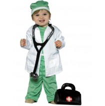 Future Doctor Child Costume - 18-24 Months