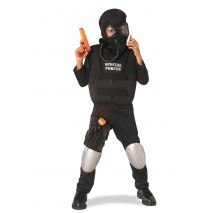Special Forces Officer Child Costume - Large (12-14)