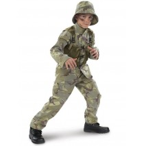 Delta Force Army Ranger Child Costume - Large (12-14)
