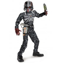 Recon Commando Child Costume - Small (4-6)