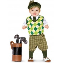 Future Golfer Infant / Toddler Costume - Toddler (3-4T)