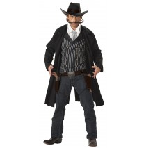 Western Gunslinger Adult Costume - X-Large (44-46)