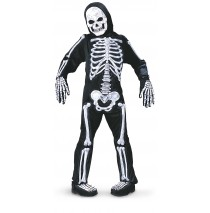 Spooky Skeleton Child Costume - Large (12-14)