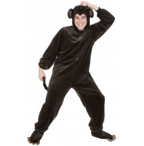 Monkey Adult Costume - X- Large