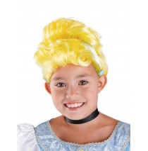 Cinderella Child Wig - One Size