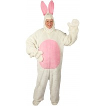 Bunny Suit Adult Costume - X-Large