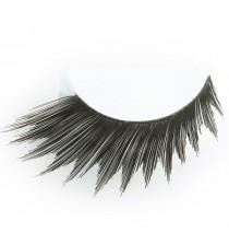Black Peaked Eyelashes - One-Size