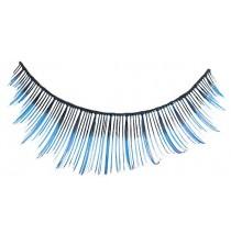 Blue Tip Eyelashes - One-Size