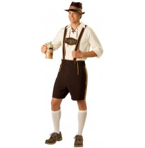 Bavarian Guy Adult Costume - Medium