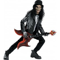Cryptic Rocker Child Costume - Medium (7-8)