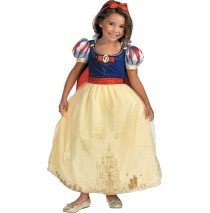 Disney Storybook Snow White Prestige Child / Toddler Costume - Small (4-6X)