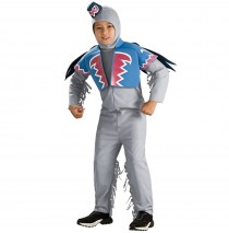 The Wizard of Oz Flying Monkey Child Costume - Small