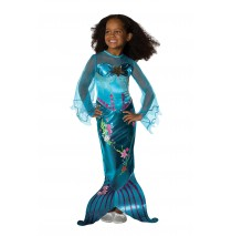 Magical Mermaid Toddler/Child Costume - Toddler (2T-4T)