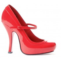 Babydoll (Red) Adult Shoes - 8
