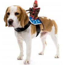Monkey Dog Rider Pet Costume - One Size