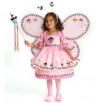 Cupcake Fairy Toddler / Child Costume - XX-Small (18M-2T)