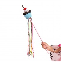 Cupcake Fairy Wand - One Size