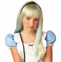 Alice Tween Wig - One-Size