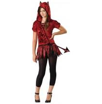 Devil in Da Hood Tween Costume - 8-10