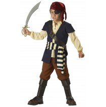 Pirate Mate Child Costume - 4